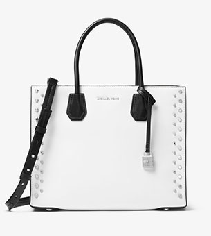 กระเป๋าสีขาว MICHAEL KORS