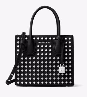 กระเป๋าสีดำ MICHAEL KORS