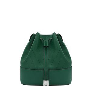กระเป๋าสีเขียว Charles & Keith