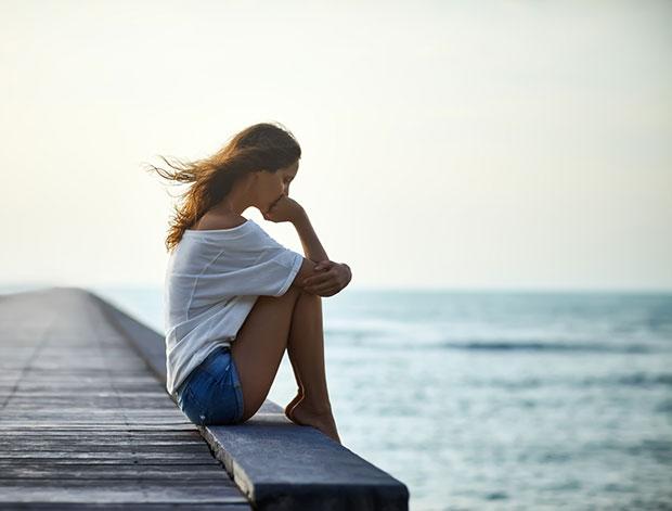 ความเจ็บปวดของผู้หญิงเมื่อคนรักเก่าหมดสิ้นเยื่อใย