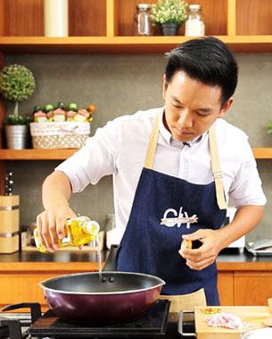 ความเชื่อเกี่ยวกับน้ำมันมะกอกและอาหารไทย