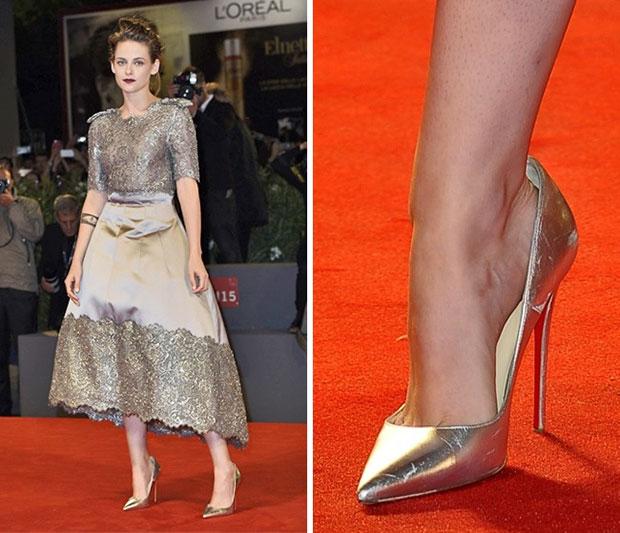 ทำไมคนดังจึงนิยมสวมรองเท้าใหญ่กว่าเท้าจริงมาก