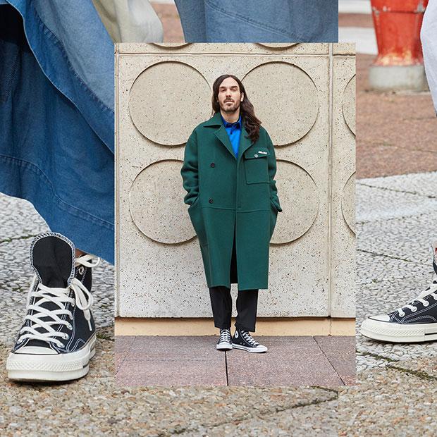 รองเท้าผ้าใบ Converse Chuck Taylor