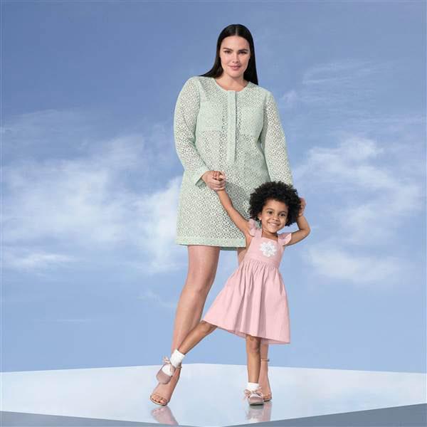 เสื้อผ้าเด็ก วิคตอเรีย เบคแฮม