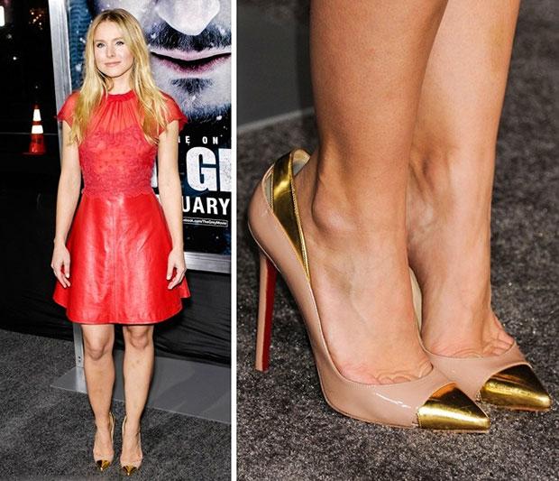 ใส่รองเท้าขนาดใหญ่กว่าเท้าจริง