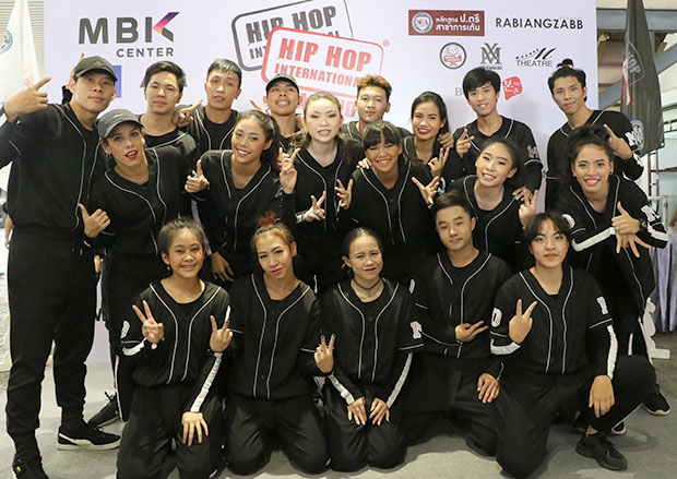 Hip Hop International Thailand 2017