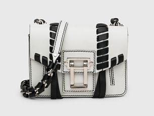 กระเป๋าสีขาว Proenza Schouler รุ่น HAVA