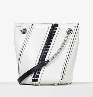 กระเป๋าสีขาว Proenza Schouler HEX