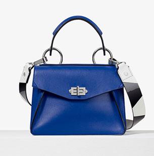 กระเป๋าสีน้ำเงิน Proenza Schouler HAVA
