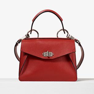 กระเป๋าสีแดง Proenza Schouler HAVA