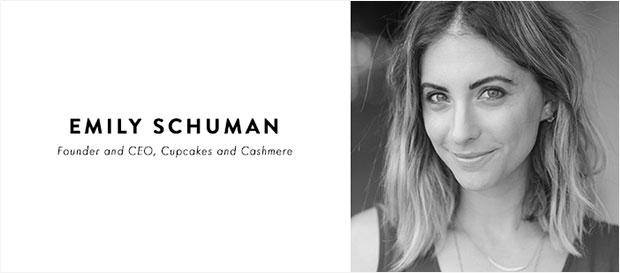 ข้อผิดพลาดในวงการแฟชั่นโดย Emily Schuman