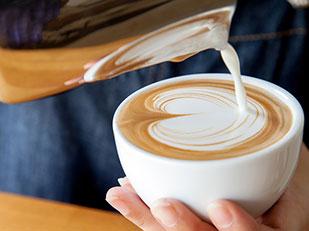 พฤติกรรมการดื่มกาแฟ
