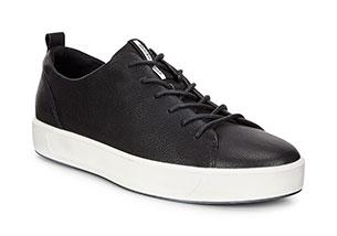 รองเท้าสีดำ Ecco