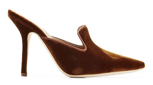 รองเท้าส้นสูง Alberta Ferretti