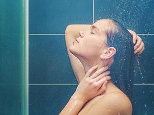 อาบน้ำร้อนเผาผลาญแคลอรี่ได้มากพอๆกัออกกำลังกาย