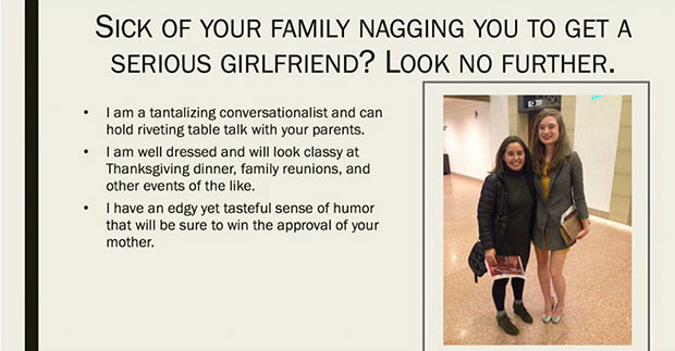 เบื่อกับการถูกครอบครัวเซ้าซี้ให้หาแฟนจริงๆจังๆไหม