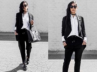 เสื้อสูท Grana, เสื้อ Grana, รองเท้า Bared Footwear, กางเกง Grana, กระเป๋า Esemble