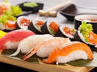 เหตุผลที่ควรกินซูชิที่ทำมาจากปลาแช่แข็ง