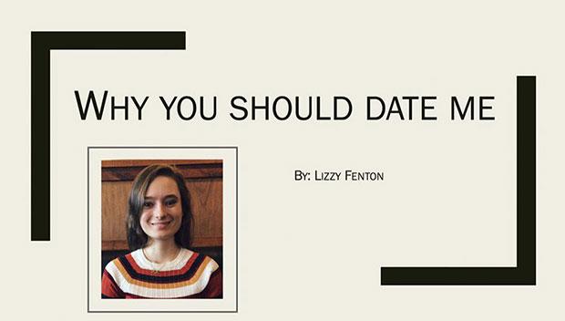 เหตุใดคุณจึงเดทกับฉัน โดย ลิซซี่ เฟนตัน