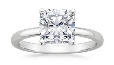 แหวนหมั้นแบบ คิม คาร์ดาเชียน