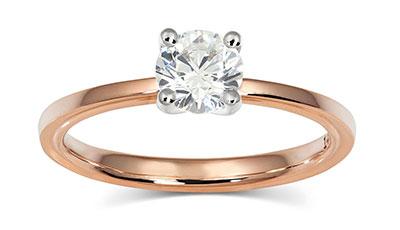 แหวนหมั้นแบบ ลอเรน คอนราด