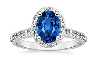 แหวนหมั้นแบบ เคท มิดเดิลตัน