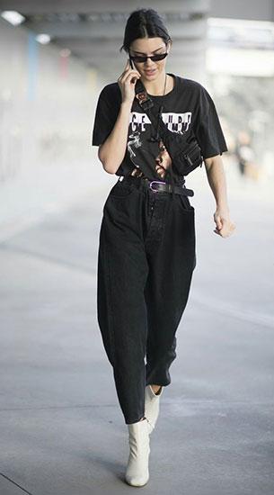 Kendall Jenner Kurt Geiger