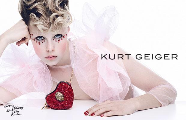 Kurt Geiger รองเท้าที่ครองใจเซเลบริตี้และแฟชั่นนิสต้าทั่วโลก