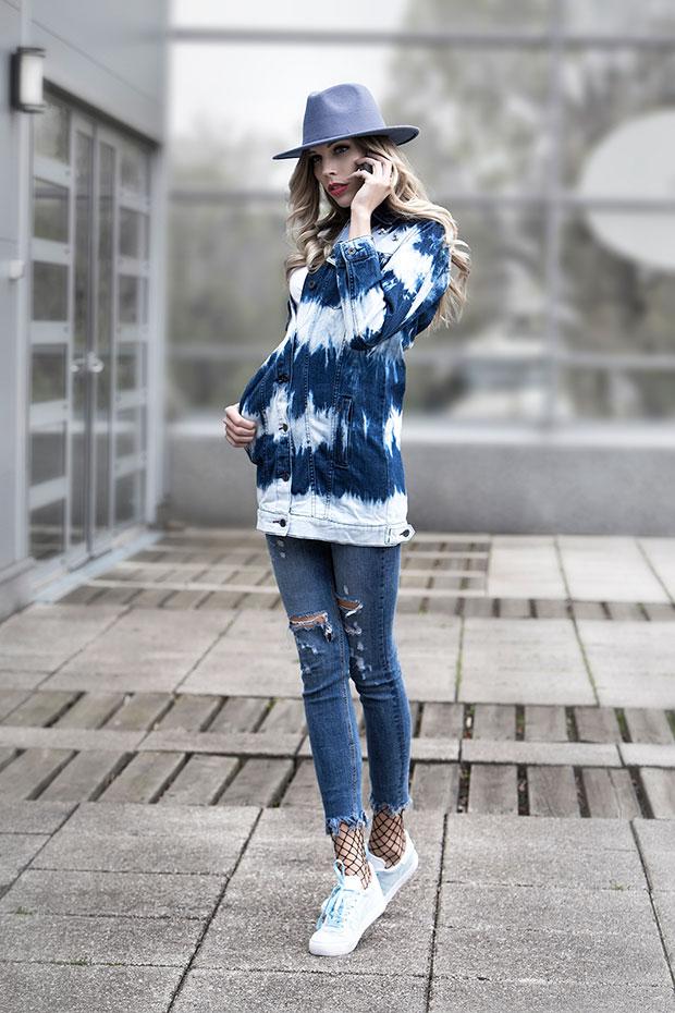 Zara Jeans, Shein Sneakers, Asos Socks