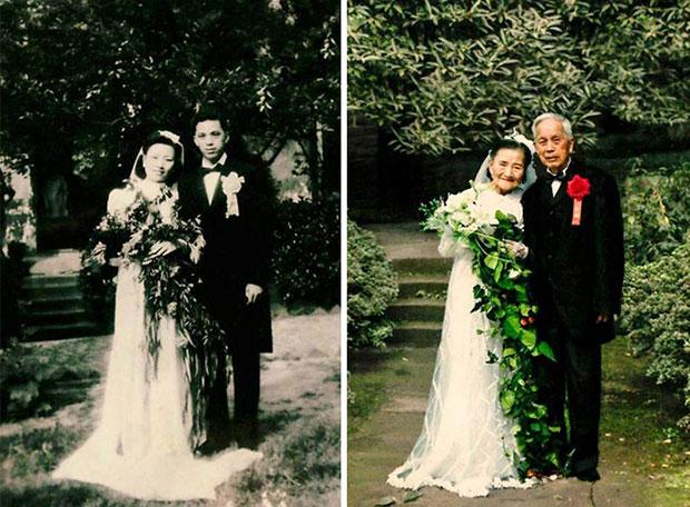 ภาพถ่ายแต่งงาน