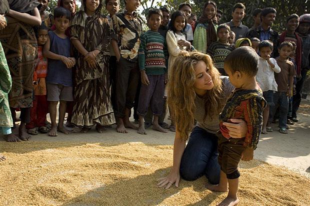เซเลบสาวผู้สร้างแรงบันดาลใจให้แก่คนทั่วโลก