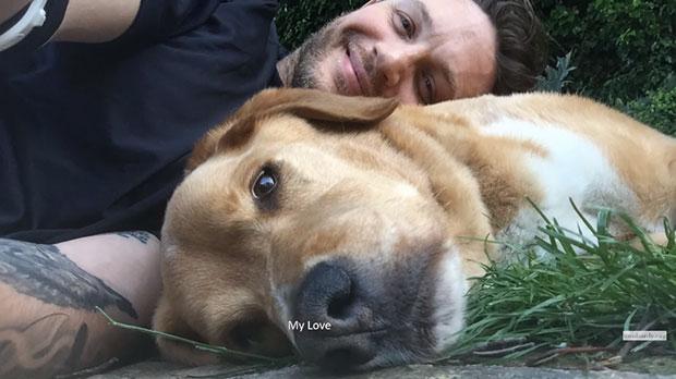 คำไว้อาลัยให้กับสุนัขแสนรักของทอม ฮาร์ดี้