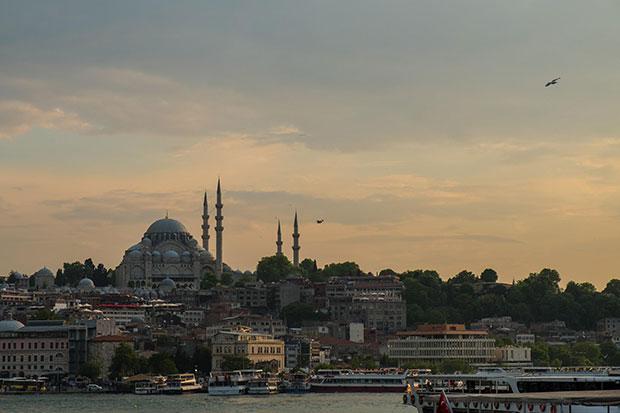 ประเทศตุรกี เที่ยวไม่ต้องขอวีซ่า
