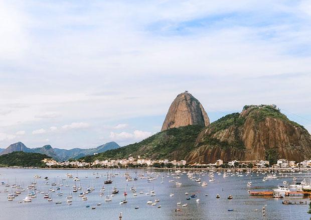 ประเทศบราซิล เที่ยวไม่ต้องขอวีซ่า