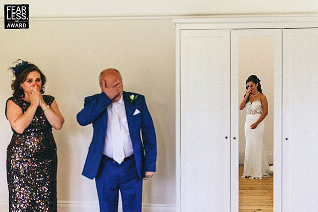 ภาพถ่ายงานแต่งงานที่ได้รับรางวัล