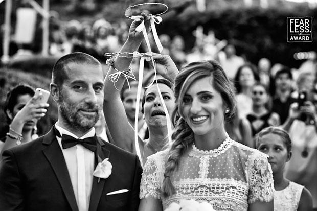 ภาพในพิธีแต่งงาน