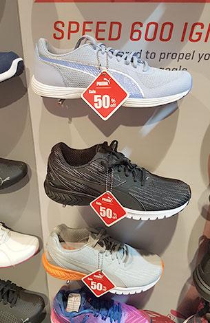 รองเท้ากีฬา Sale Emporium