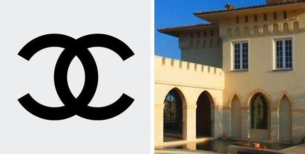 สัญลักษณ์ที่ซ่อนอยู่ในโลโก้ Chanel