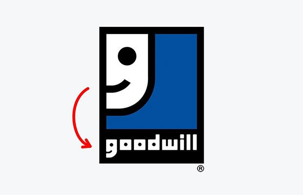 สัญลักษณ์ที่ซ่อนอยู่ในโลโก้ Goodwill