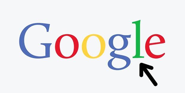 สัญลักษณ์ที่ซ่อนอยู่ในโลโก้ Google