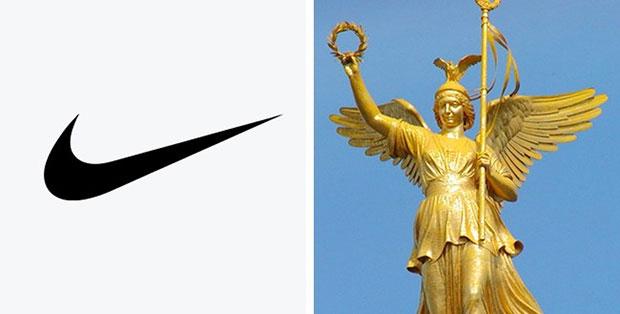 สัญลักษณ์ที่ซ่อนอยู่ในโลโก้ Nike