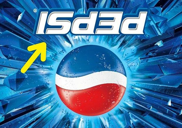 สัญลักษณ์ที่ซ่อนอยู่ในโลโก้ Pepsi