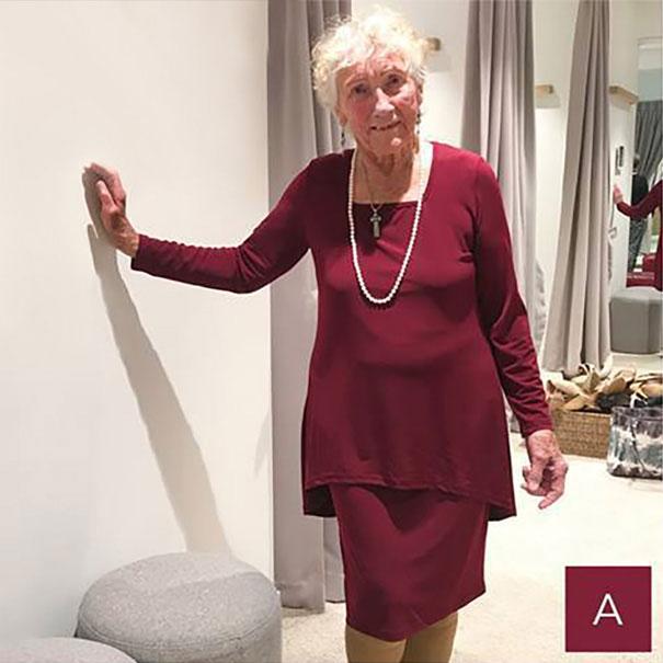 เจ้าสาววัย 93 ปีขอให้ชาวเน็ตช่วยเลือกชุดแต่งงานให้