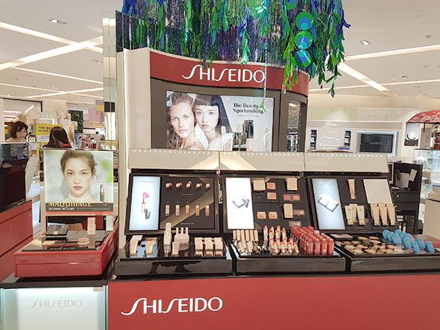 Shiseido ลดราคา เอ็มโพเรียม