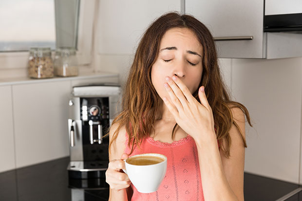 พฤติกรรมในยามเช้าที่ทำให้น้ำหนักตัวเพิ่มขึ้น