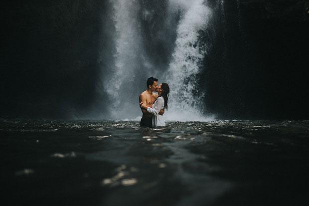 ภาพคู่รักที่ชนะการประกวดภาพถ่าย