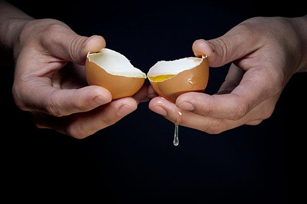 ไข่ที่มีจุดเลือดปนสามารถรับประทานได้หรือไม่