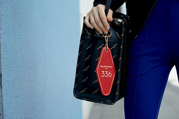กระเป๋า Balenciaga Bazar Shopper
