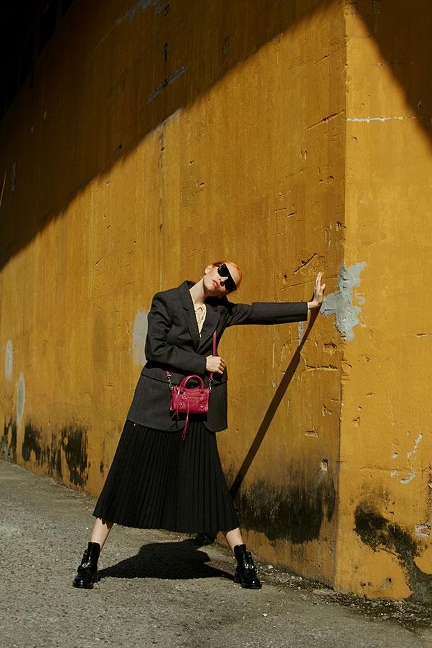 กระเป๋า Balenciaga Classic Nano City