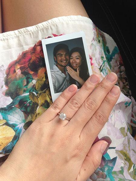 จดหมายรักขอแต่งงาน